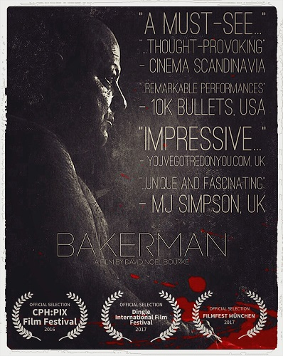 Bakerman Plakat
