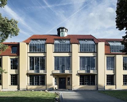 Weimar Bauhaus Foto Tillmann Franzen
