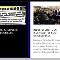 Ghetto Og Parallelsamfund Tema I Fagbladet Boligen