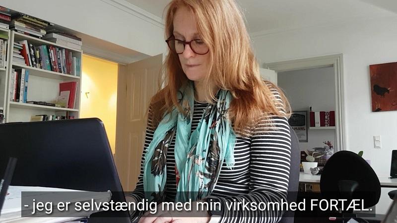 Video Med Præsentation Af Anne Kathrine Rosener