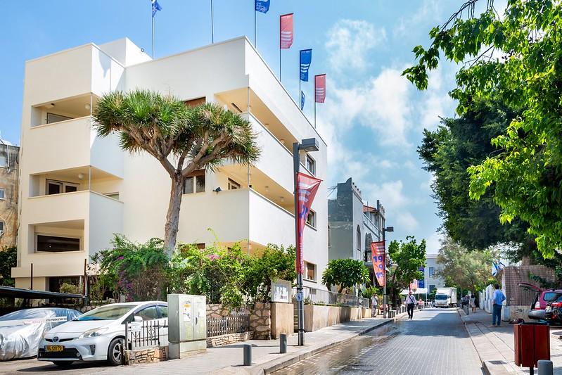 Den Hvide By i Tel Aviv